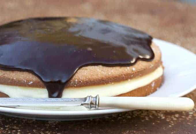Classic Boston Cream Pie Recipes — Dishmaps