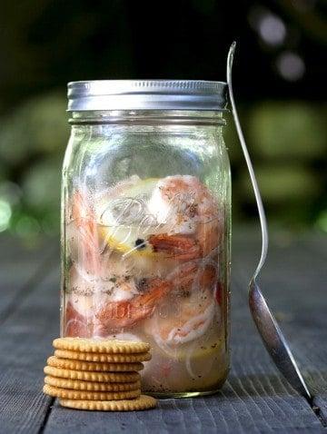 Pickled Shrimp | Bijouxs Little Jewels