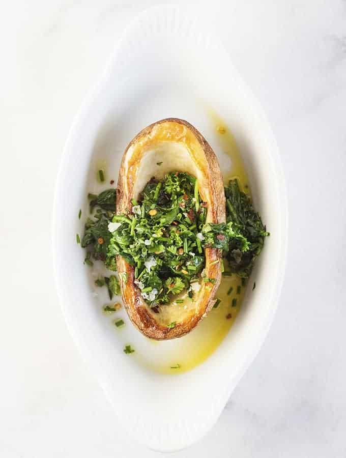 Baked Potatoes à la Garbo – Bijouxs | Little Jewels from the Kitchen