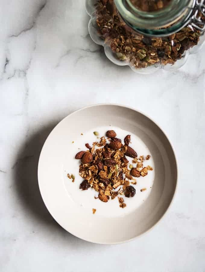 LA-Style Granola | Bijouxs Little Jewels