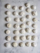 Russian Tea Cakes - a couple dozen