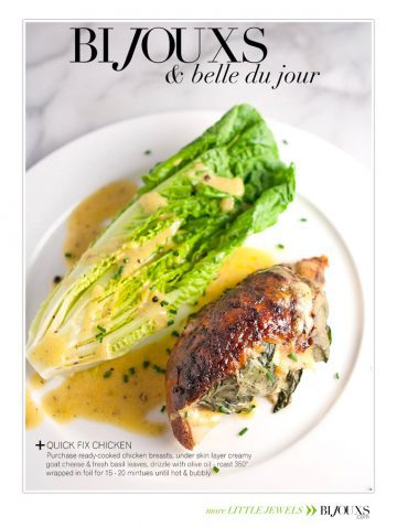 Bijouxs Belle du Jour   Quick Fix Chicken