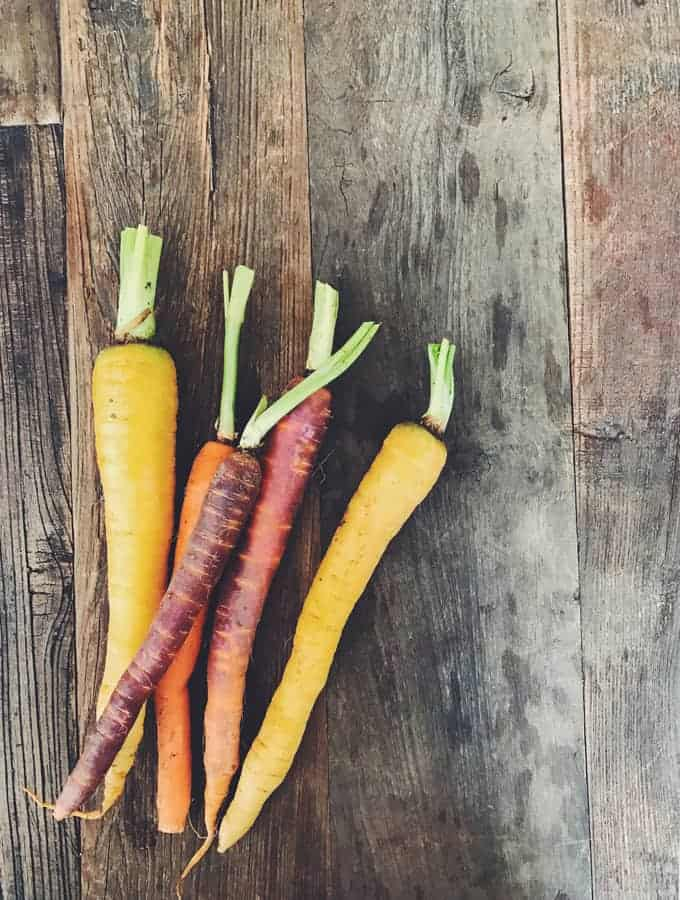 Bijouxs Little Kitchen Jewels | Maple Miso Carrots
