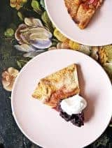 Bijouxs Little Jewels | Pink Lady Apple & Dark Cherry Galette