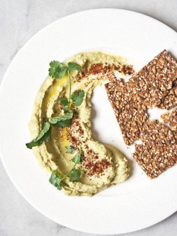 Bijoux Little Jewels | Avocado Hummus