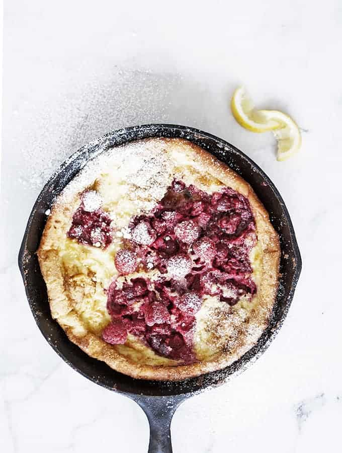 Bijouxs Little Jewels | Mary's Dutch Baby