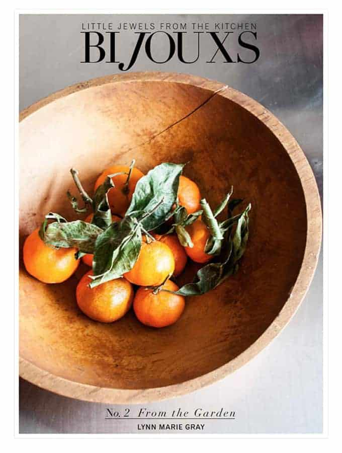 Bijouxs Little Kitchen Jewels | From the Garden Cookbook
