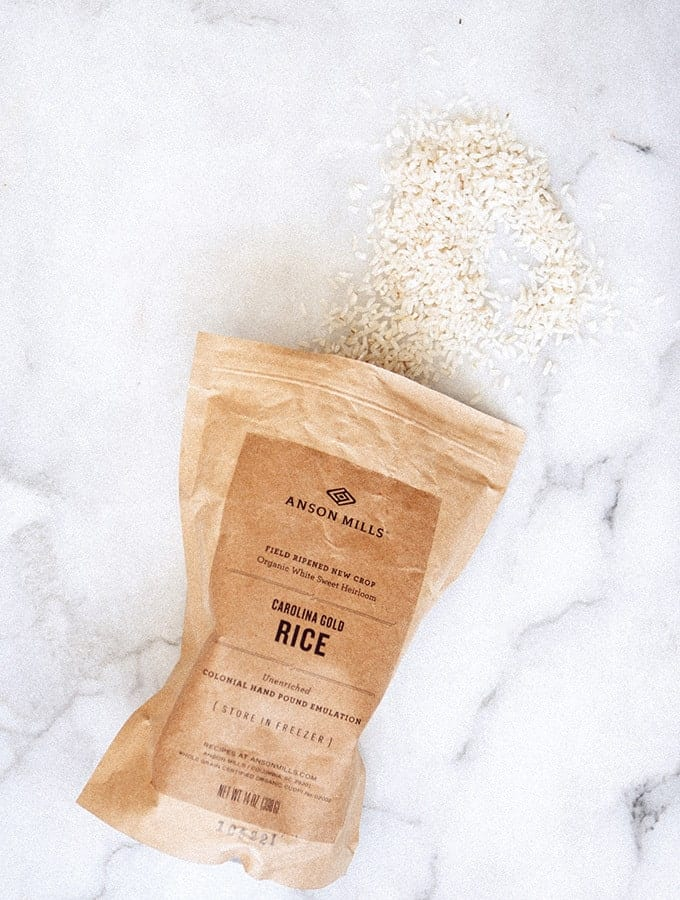 Bijouxs Little Jewels | Carolina Gold Rice Porridge