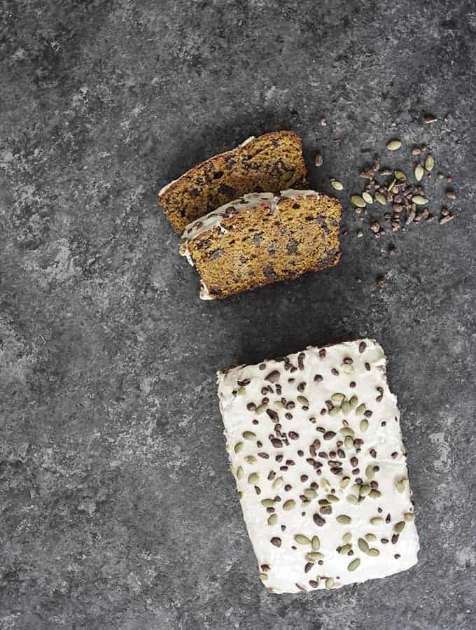 Bijouxs Little Jewels|Winter Squash & Bittersweet Chocolate Cake