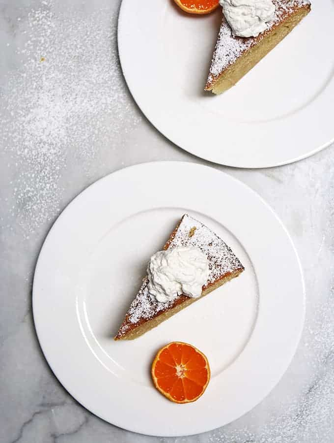 Citrus Olive Oil Cake | Bijouxs Little Jewels