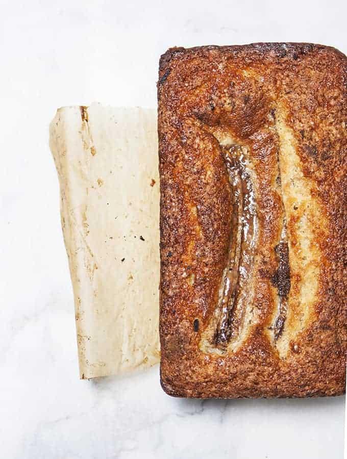 Classic Banana Bread | Bijouxs Little Jewels