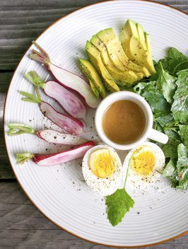 Lemon Miso Dressing | Bijouxs Little Jewels