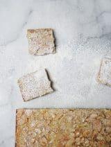 Dorie's Swedish Visiting Cake Bars | Bijouxs Little Jewels
