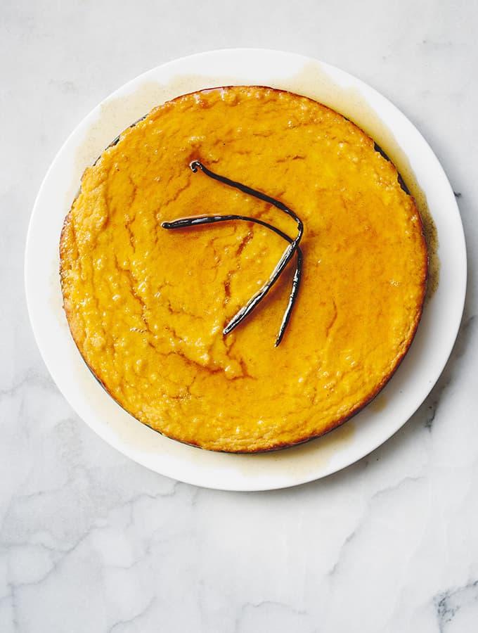 Fresh Orange Cake with Olive Oil & Honey|Bijouxs Little Jewels