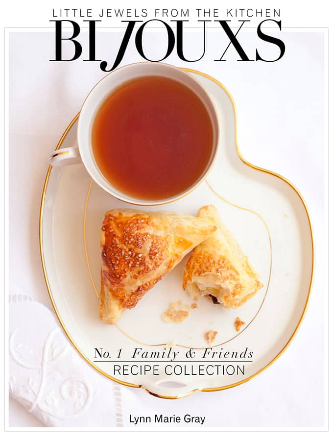 Family & Friends Cookbook | Bijouxs Little Jewels