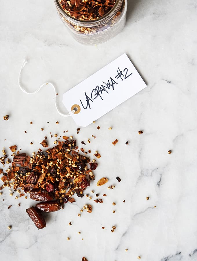 LA-Style Granola Take 2|Bijouxs Little Jewels