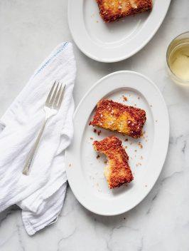 Crispy Cheese Sandwiches | Bijouxs Little Jewels