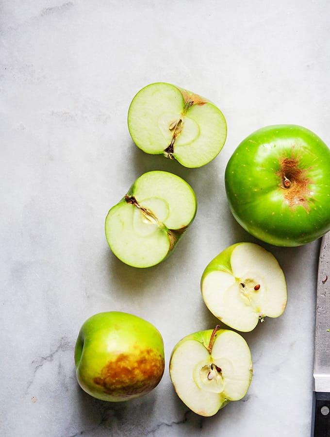 Back to School Apple Cake| Bijouxs Little Jewels