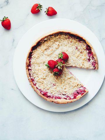 Bread & Jam Tart | Bijouxs Little Jewels