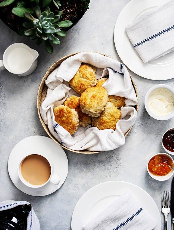 Tea for Today Scones |Bijouxs Little Jewels