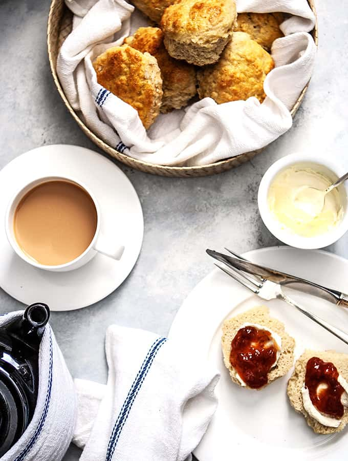 Tea for Today Scones |Bijouxs Little Jewels