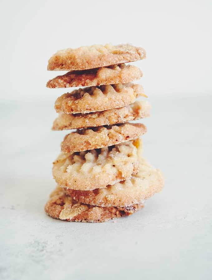 Hutzler's Potato Chip Cookies