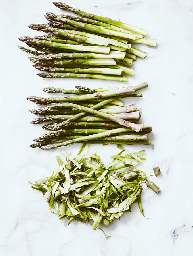 Lee Bailey's Asparagus