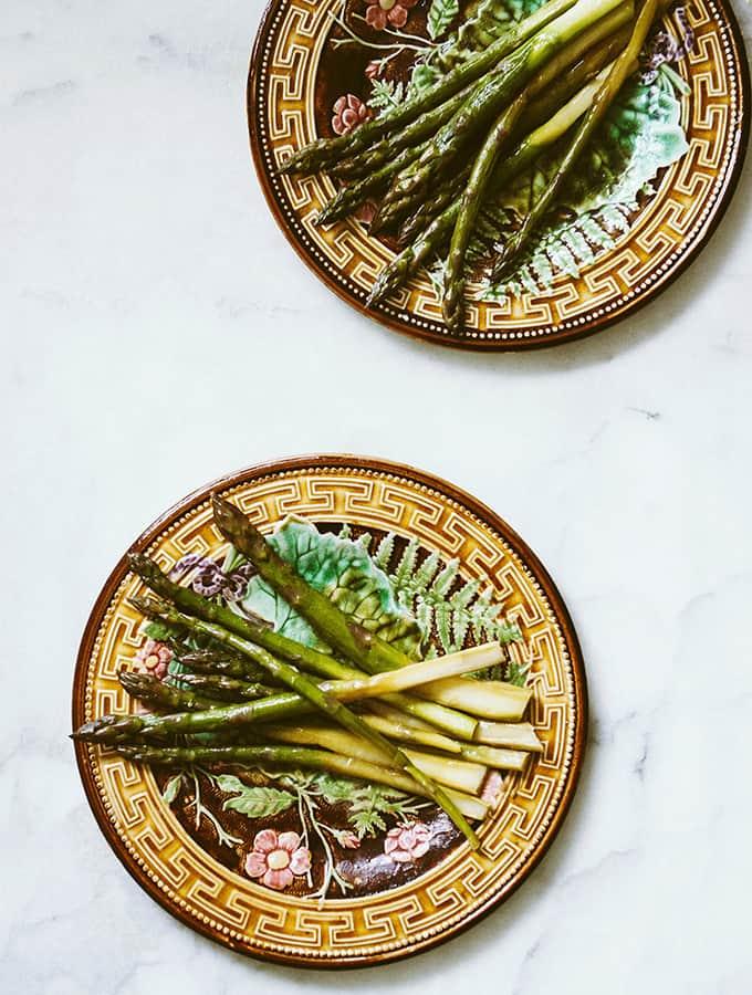 #403 Lee Bailey's Asparagus