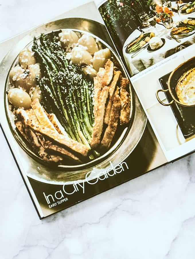 Lee Bailey's Asparagus