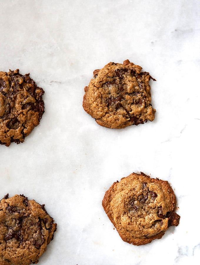 ust a Few Chocolate Chunk Cookies
