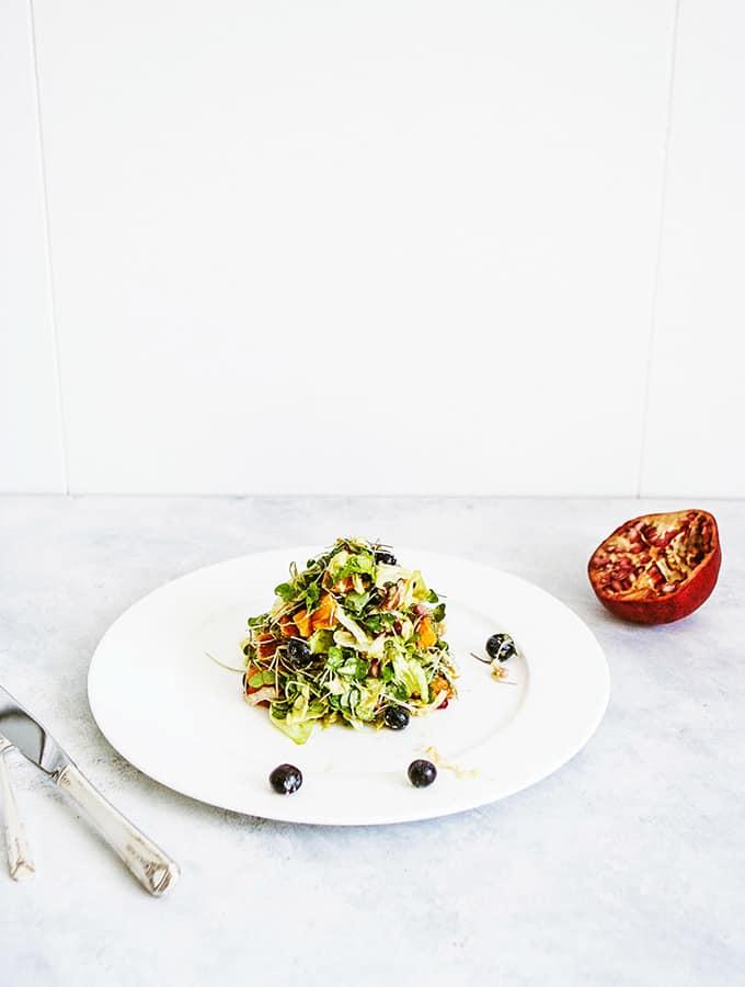 Yoga Pants Salad | Bijouxs Little Jewels