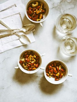 Curry Mixed Nuts | Bijouxs Little Jewels