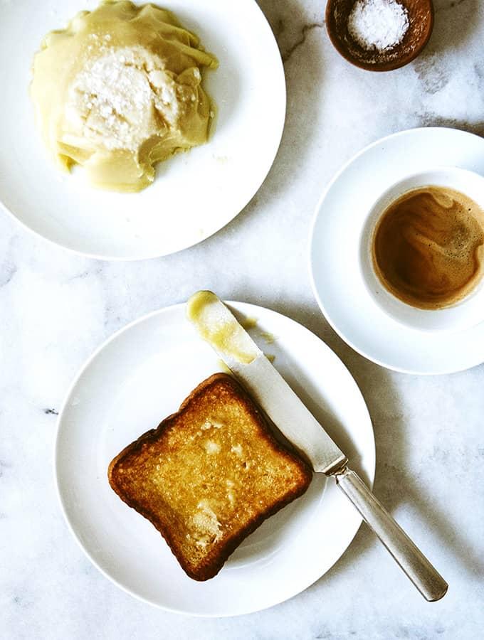 Bijouxs Basics: Olive Oil Butter & Toast |Bijouxs Little Jewels