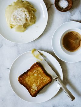 Bijouxs Basics: Olive Oil Butter & Toast | Bijouxs Little Jewels