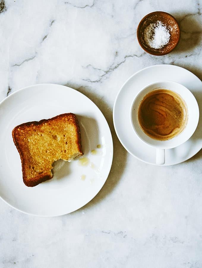 Bijouxs Basics: Olive Oil Butter & Toast | Bijouxs Little Jewels