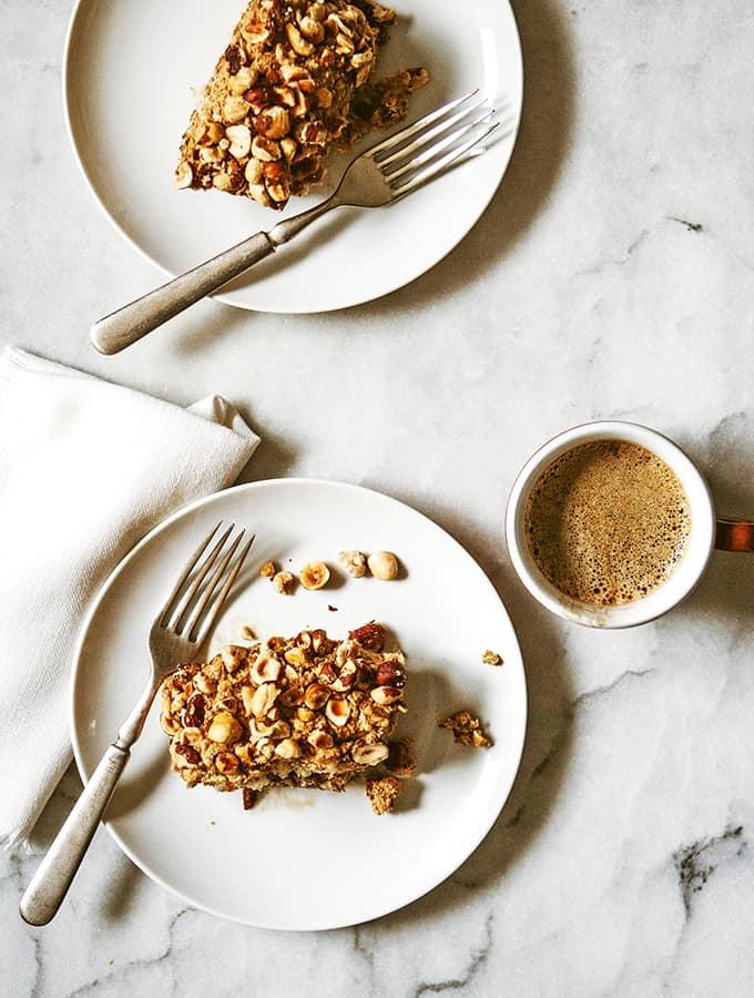 Coffee-Cream Crunch Tiramisu | Bijouxs Little Jewels