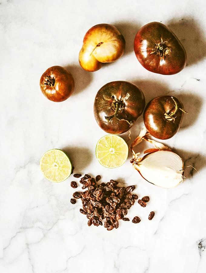 Fresh Tomato Chutney  Bijouxs Little Jewels